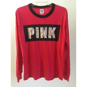 Long-sleeved t-shirt PINK